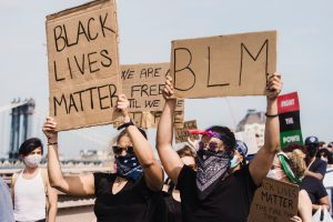 Blacklivematter Demo
